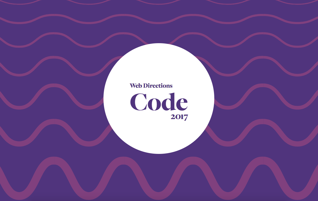 Web Directions Code